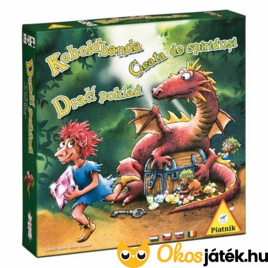 Koboldbanda sárkányos kooperatív társasjáték - Piatnik (PI)