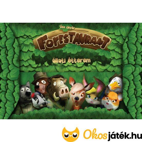 Forestaurant társasjáték (magyar)