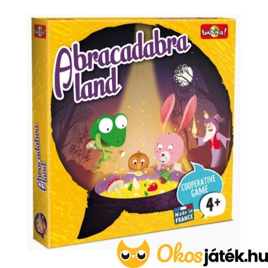 """Abracadabra Land, kooperatív társasjáték - Bioviva (BT) """"Utolsó darabok"""""""