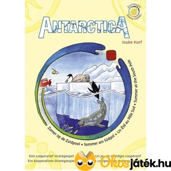 Antarktisz kooperatív társasjáték (KO)