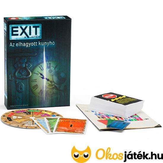 Exit 1 - Elhagyott  kunyhó - Szabadulós játék otthonra - PI