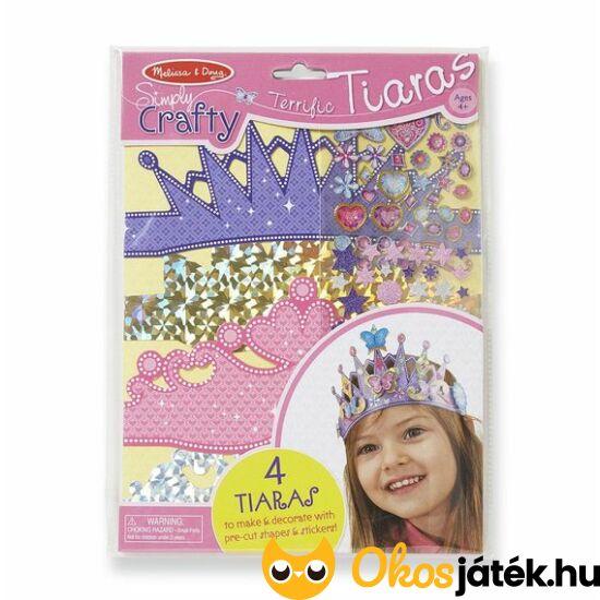 Korona készítő játék gyerekeknek (Melissa Doug) 9480 (ME)