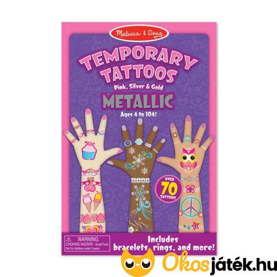 Tetoválás matrica gyerekeknek - Melissa Doug 12948