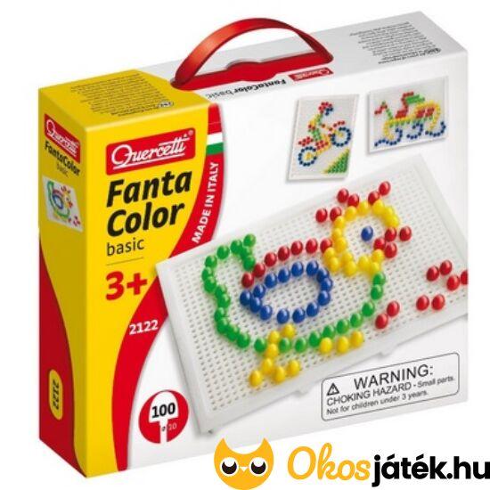 Pötyi játék- Quercetti Fantacolor Basic - KW 2122
