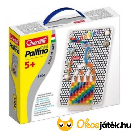 """Quercetti Mini Pallino úti játék, logikai játék gyerekeknek utazáshoz - 1006 (KW) """"Utolsó darabok"""""""
