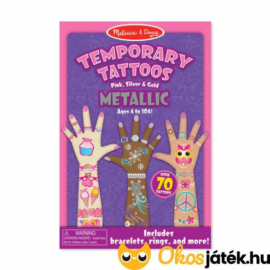 Tetoválás matrica gyerekeknek - Melissa Doug 12948  (ME-K1)