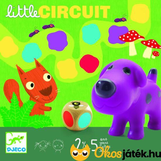 Little circuit társasjáték két éves kortól - DJ 8550