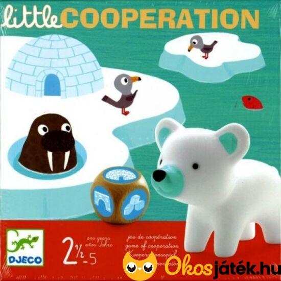 Little cooperation - kooperatív társasjáték két éves kortól - DJ 8555