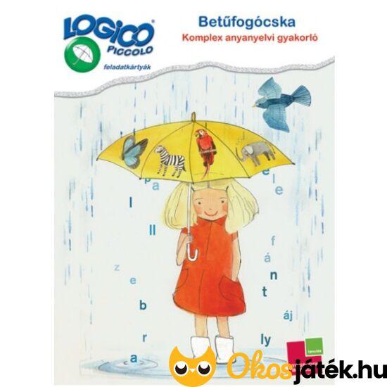 LOGICO Piccolo 5401 - Betűfogócska Komplex anyanyelvi gyakorló (TF)