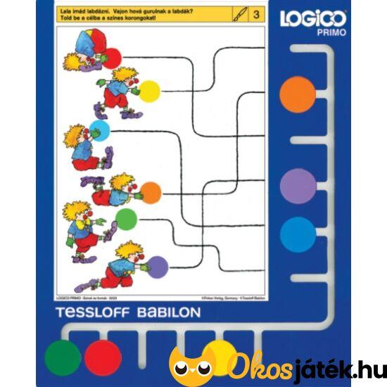 Logico Primo keret (TF)