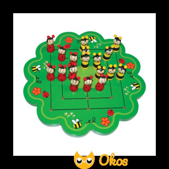 Malom (katicás + méhecskés) gyerekeknek 1805 (FA)