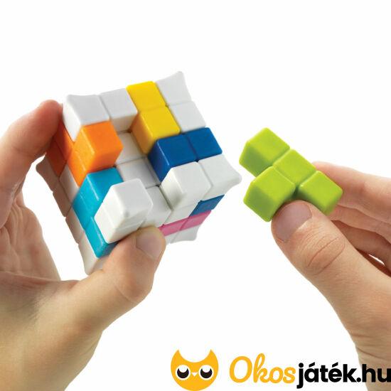 3d logikai kocka puzzle játék
