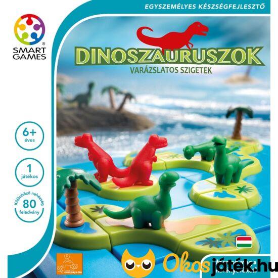 Dinoszauruszok - A varázslatos szigetek - Smart Games - GA