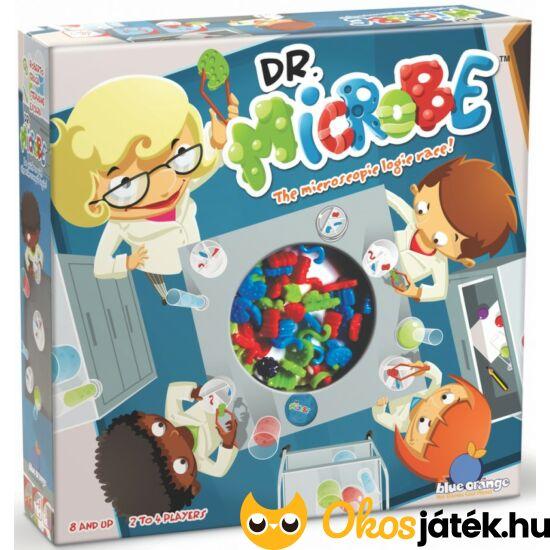 "Dr. Microbe logikai - ügyességi, gyorsasági játék (GE) ""utolsó darabok"""