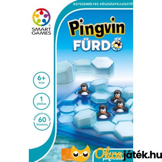 Pingvin Fürdő Smart Games logikai játék  (GA)