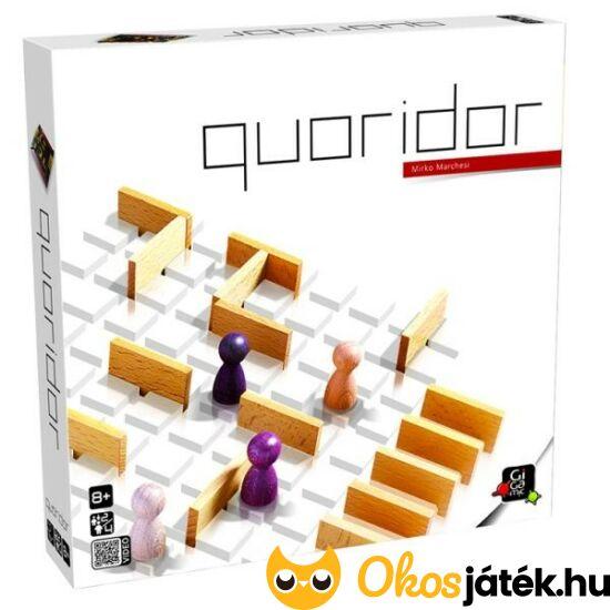 Quoridor Classic Gigamic logikai társasjáték - GE