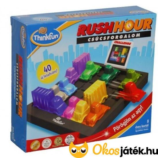 Rush Hour csúcsforgalom, autós logikai játék - ThinkFun (GE)