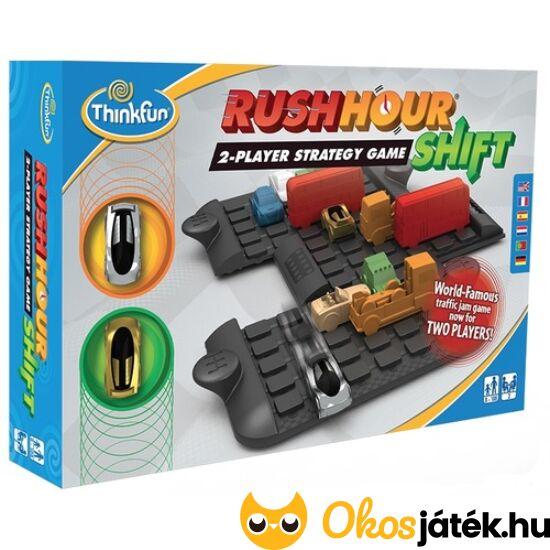 "Rush Hour Shift logikai társasjáték - ThinkFun (GE) ""utolsó darabok"""