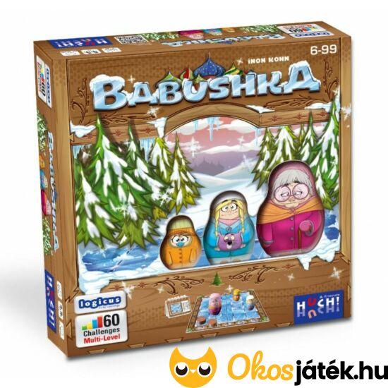 "Babushka logikai játék (GE) ""Utolsó darabok"""