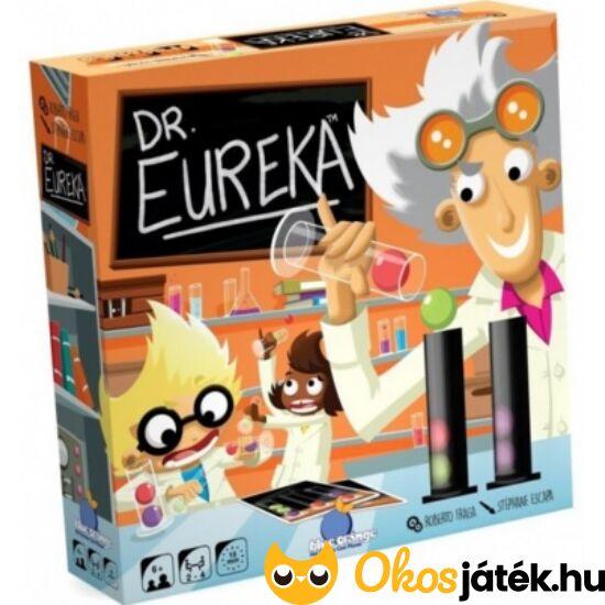 Dr. Eureka logikai és gyorsasági játék (GE)