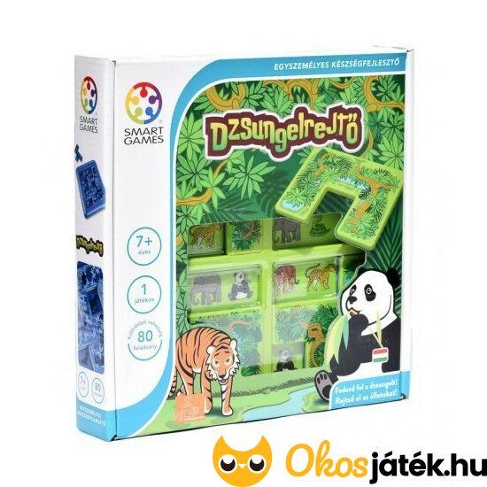 Dzsungelrejtő - Smart Games logikai játék - GA