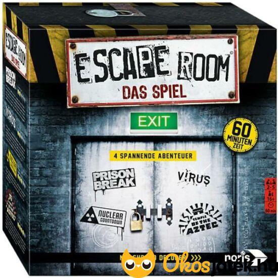Escape the room társasjáték