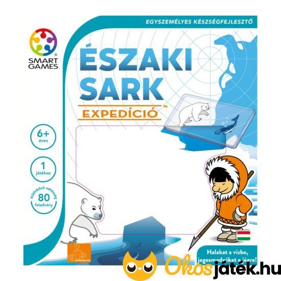 Északi Sark Expedíció Smart Games logikai játék (GA)