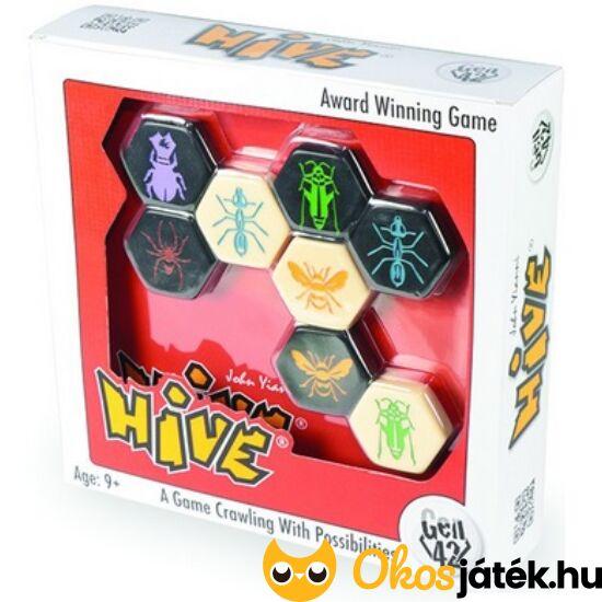 Hive bogaras társasjáték - díjnyertes, logikai játék (YO)