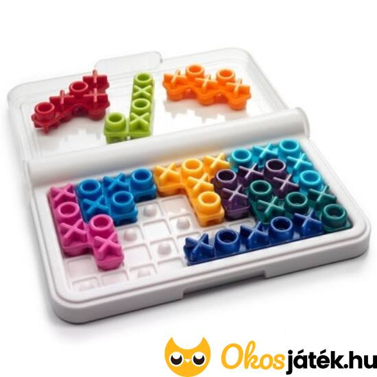 IQ XOXO - logikai játék Smart Games (GA)