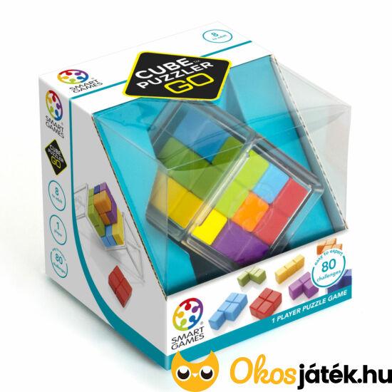 Tetris kocka / Logikai kocka játék Smart Games Cube Puzzler GO (GA)