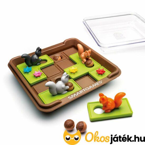 Makkant mókusok - Smart Games logikai játék gyerekeknek (GA)