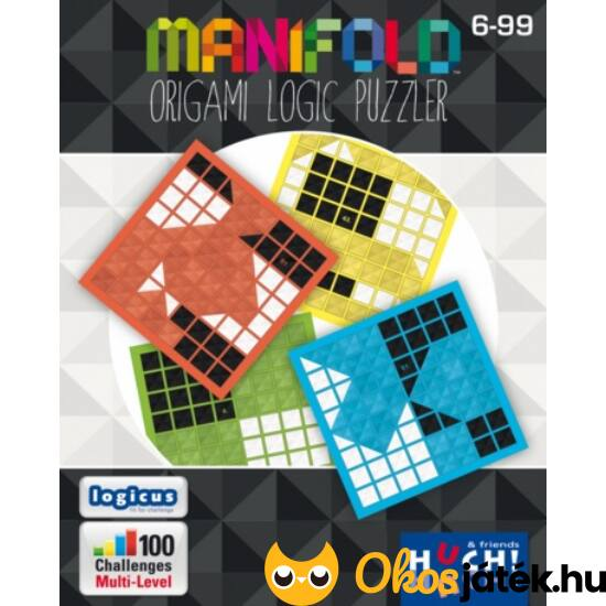 "Manifold - logikai origami ""Utolsó darabok"" (GE)"