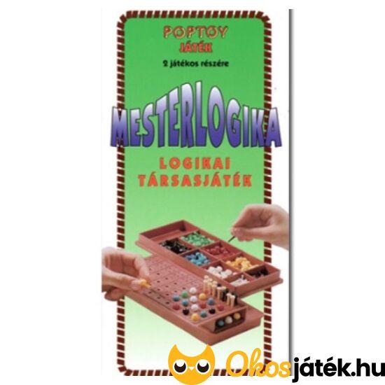Mesterlogika (retro) kétszemélyes logikai társasjáték (műanyag)(GE)