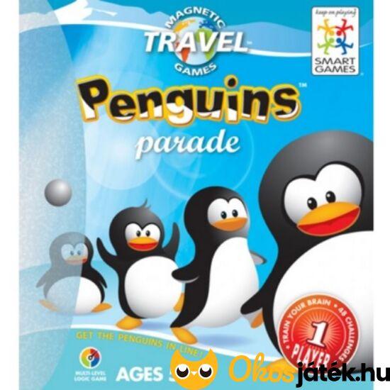 Pingvin parádé - mágneses, úti változat -  Smart Games (GA)