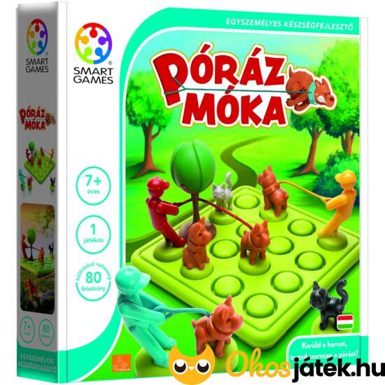 póráz móka smart games logikai játék gyerekeknek