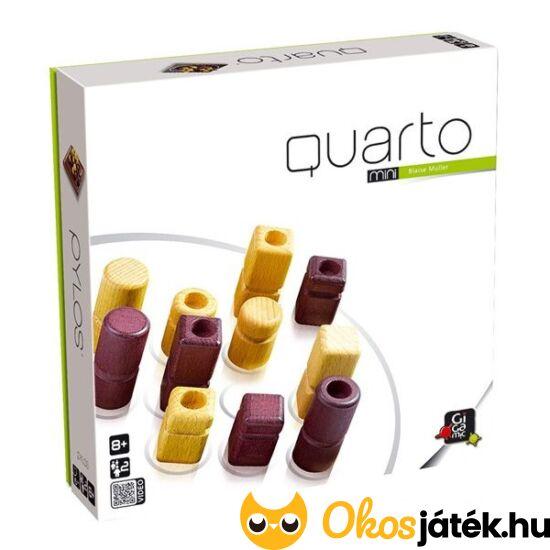 Fa amőba játék - Quarto Mini (GE)