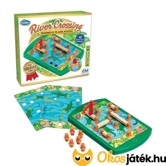 River Crossing átkelés a folyón logikai játék - Thinkfun (GE)
