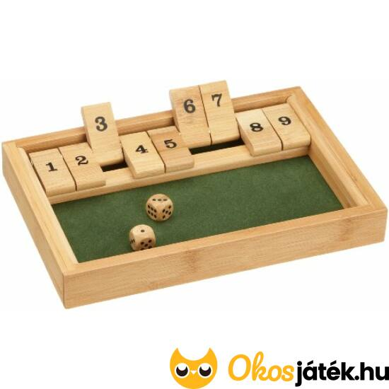 Shut The Box játék - Philos 3270 (PG)