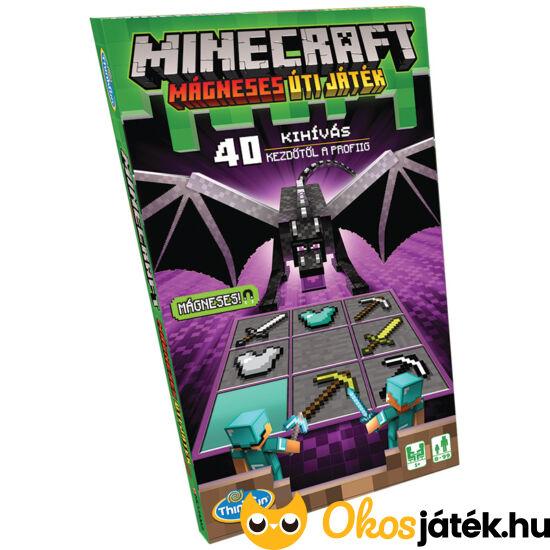 Minecraft mágneses logikai játék Thinkfun