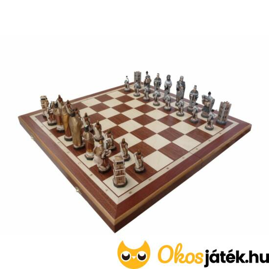 történelmi sakk készlet