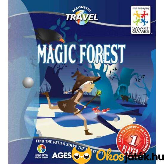Magic Forest Varázserdő mágneses labirintus játék Smart Games - GA