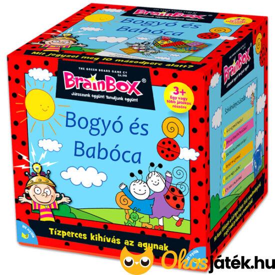 Brainbox - Bogyó és Babóca (KE)