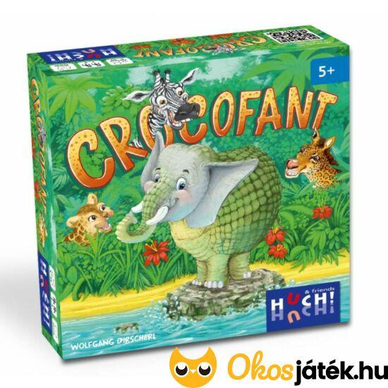 "Crocofant memóriakártya játék gyerekeknek (GE) ""Utolsó darabok"""
