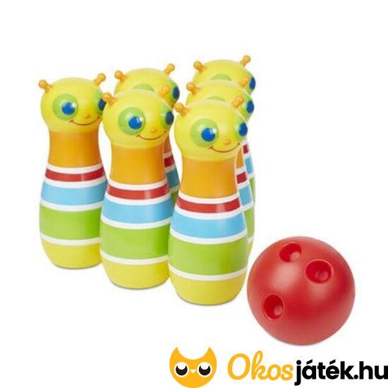 Bowling játék gyerekeknek - UFO játék gyerek bowling Melissa 16685 (ME)