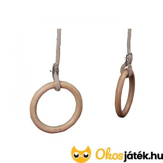 "Fa tornagyűrű -  24cm (FA) ""utolsó darabok"""