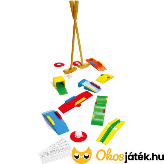 Minigolf játék gyerekeknek - Legler 1504