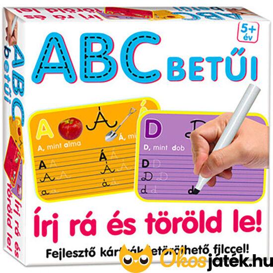 betűk írása letörölhető feladatlapok írás gyakorlás 1. osztály