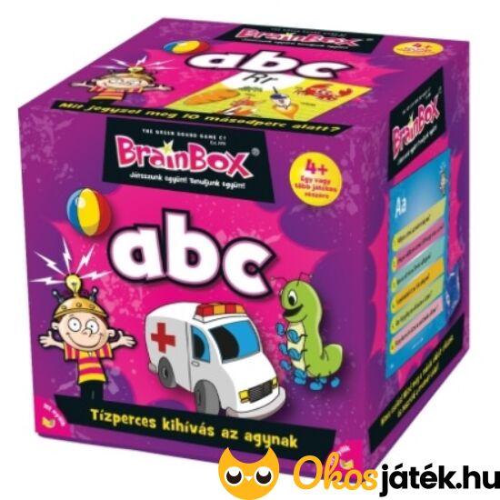 Brainbox ABC játék - betűs - KE 936202