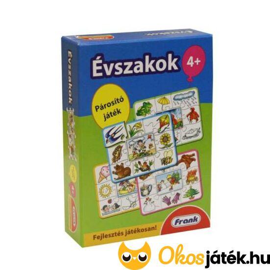 Évszakok párosító játék - HO FRANK 26108