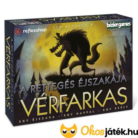 vérfarkas a rettegés éjszakája társasjáték one night ultimate werewolf játék magyar kiadása